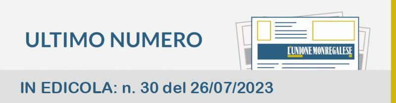 IN EDICOLA: n. 44 del 18/11/2020