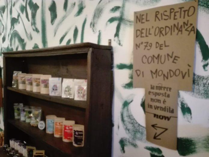 mondovì ordinanza cannabis legale