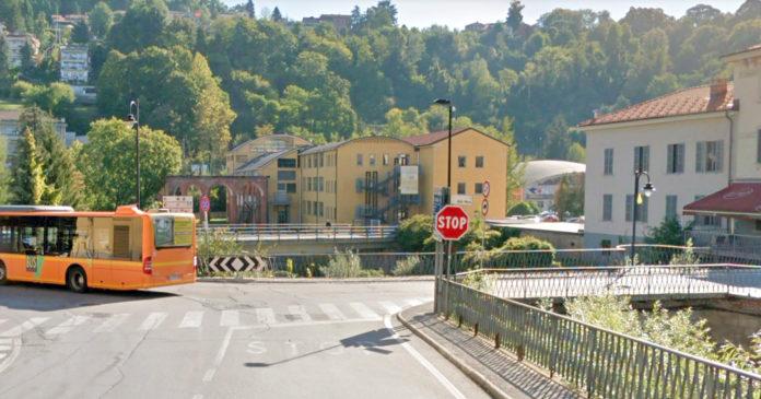Mondovì, cambia la viabilità sul ponte del Borgato