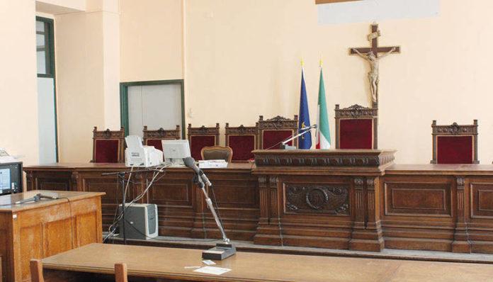 processo in tribunale cuneo
