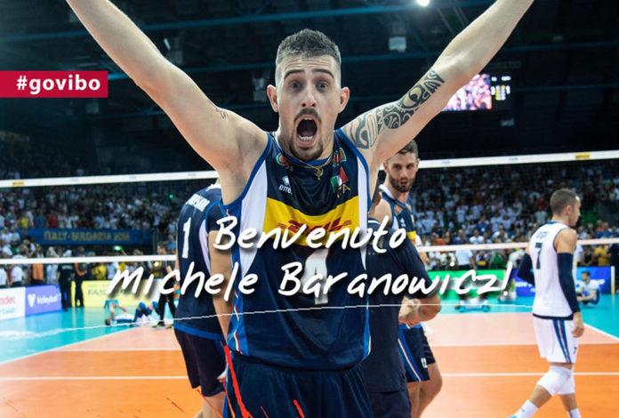 Michele Baranowicz, Volley Tonno Callipo Calabria Vibo Valentia