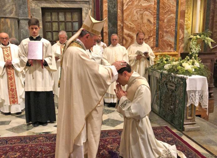 Andrea Rosso, diocesi di Mondovì