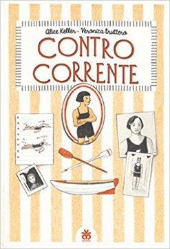 Copertina del libro Contro Corrente Alice Keller