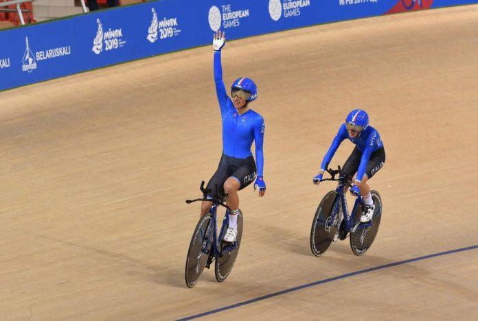 Elisa Balsamo vince l'oro ai giochi europei di Minsk