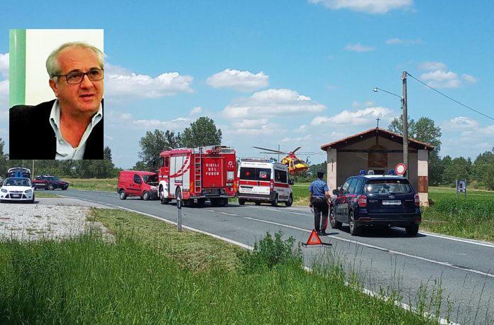 Dario Alfero, incidente Mondovì