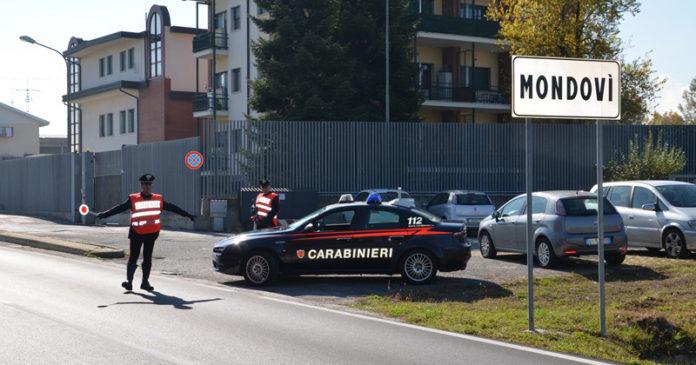 carabinieri mondovì