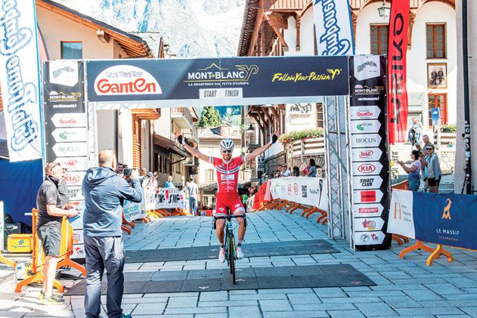 Leonardo Viglione trionfa in Val d'Aosta