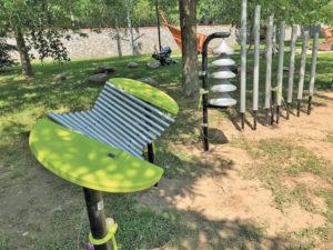 parco giochi inclusivo Priola