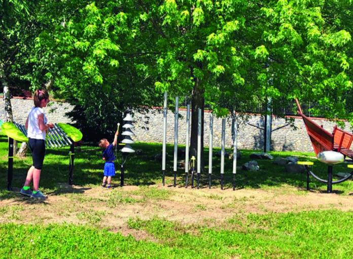 Priola parco giochi inclusivo