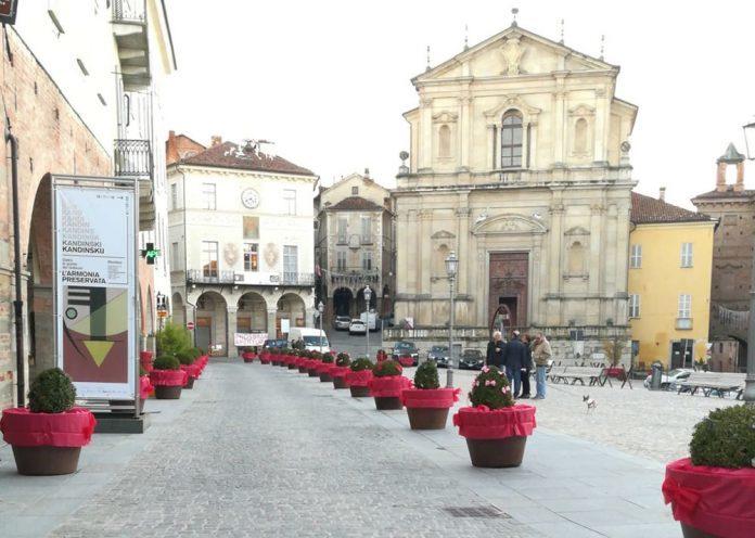 Piazza Maggiore isola pedonale