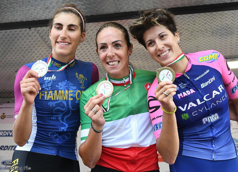 Campionati italiani su strada: Elisa Balsamo seconda
