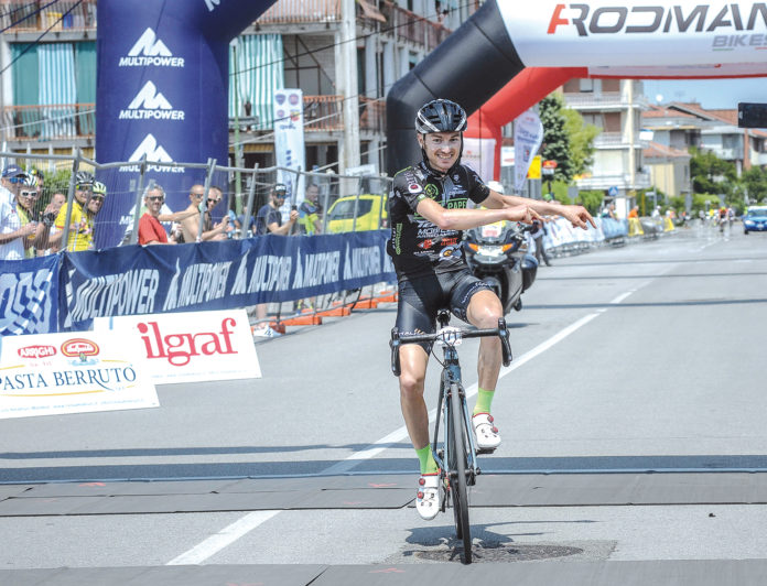Enrico Zen fermato per doping