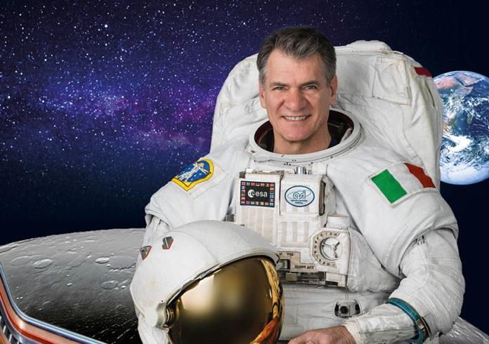L'astronauta Paolo Nespoli incontra gli studenti