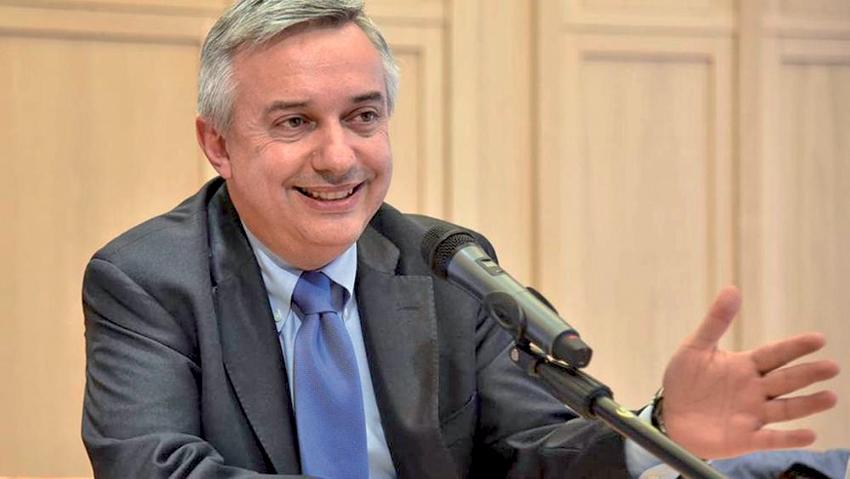 """Maurizio Molinari, direttore de """"La Stampa"""""""
