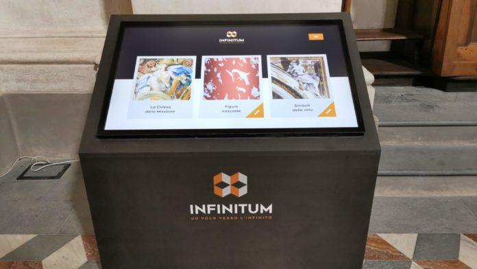 Mondovì Infinitum andrea pozzo realtà virtuale