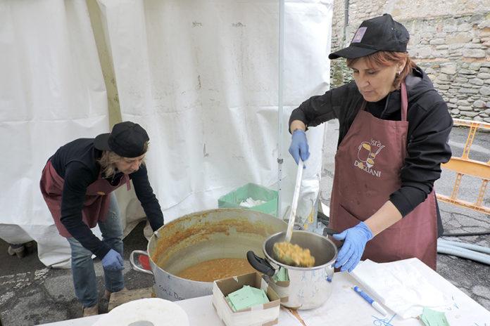 Cisrà di Dogliani: torna la zuppa più attesa