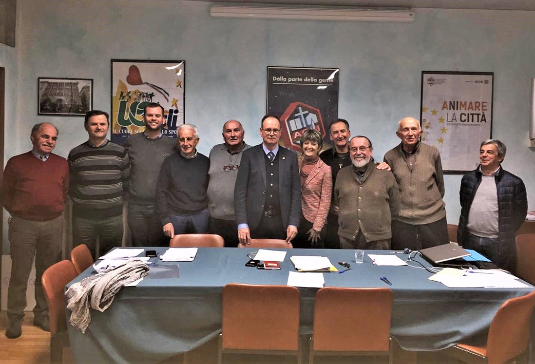 Elio Lingua nuovo presidente provinciale delle Acli di Cuneo - Unione Monregalese
