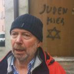 scritte antisemite mondovì rolfi