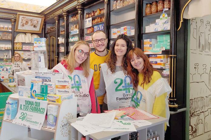 Giornata del farmaco: tanti volontari e donatori nel Monregalese e Cebano
