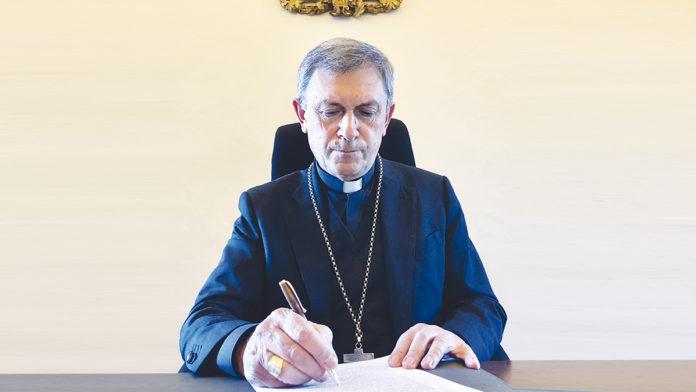 vescovo egidio miragoli