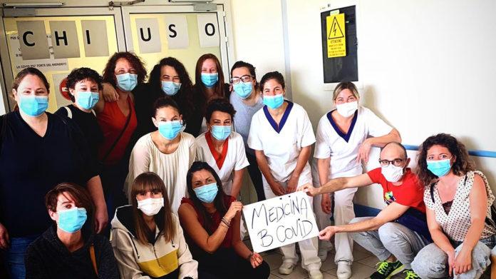 Mondovì chiuso reparto covid ospedale