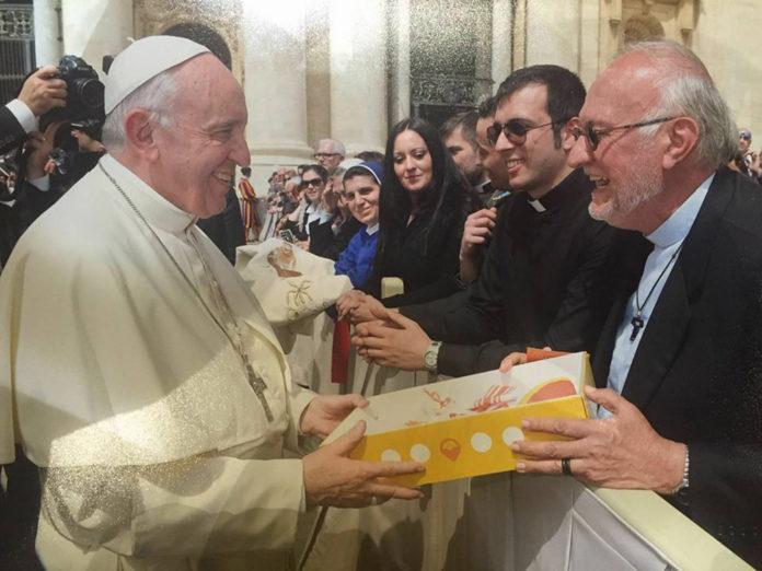Papa Francesco dona 10 mila real alla diocesi di Nova Iguaçu ove opera don Renato Chiera