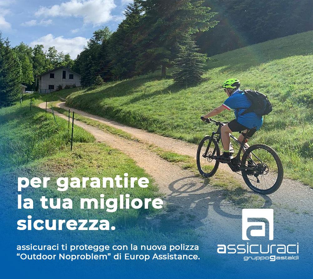 Assicuraci Bike Polizza Cicloturismo