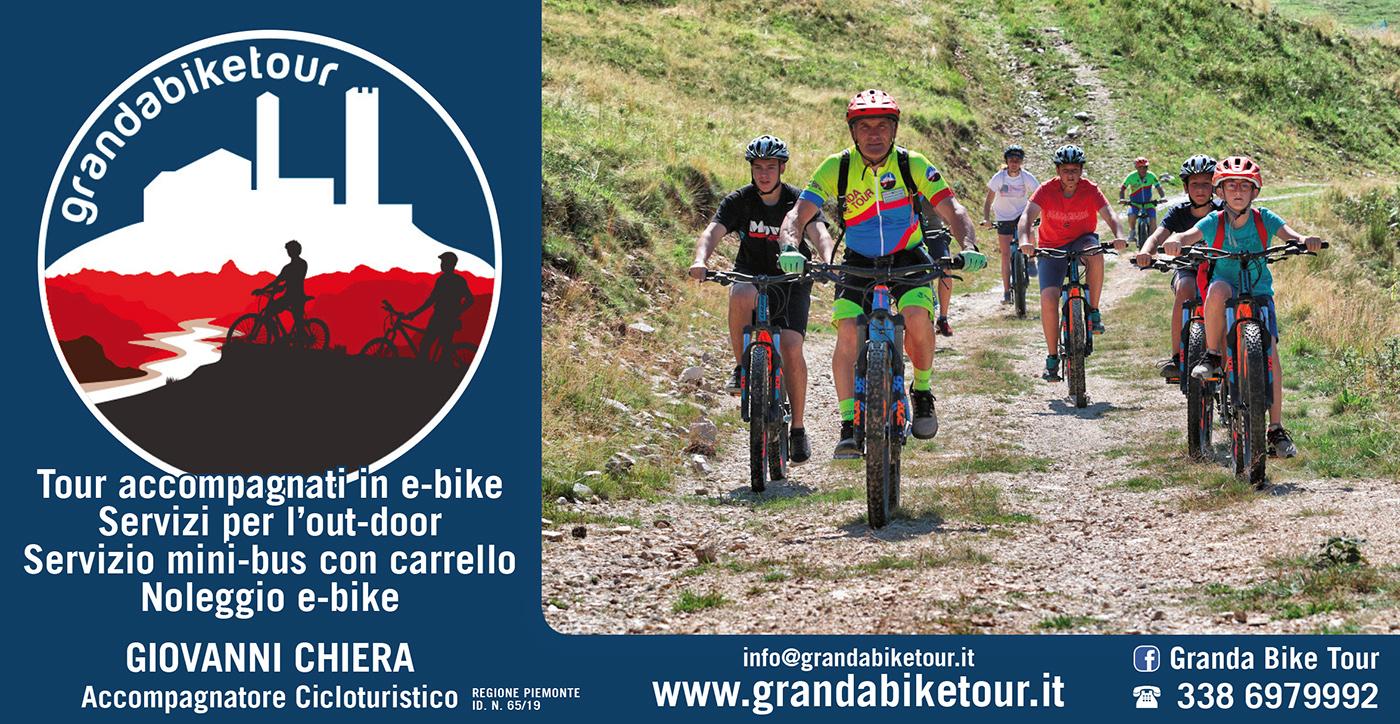 Cicloturismo Bike Chiera Granda Bike Tour
