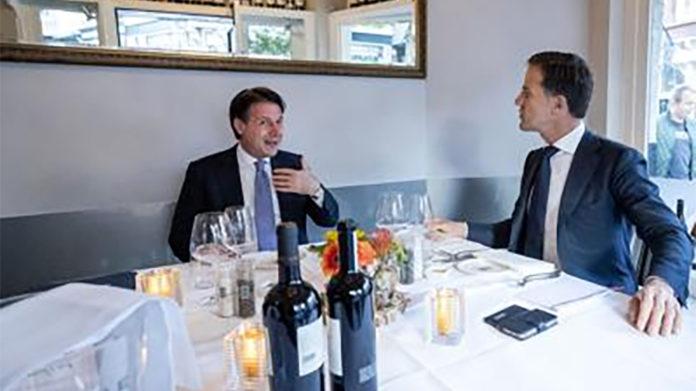 conte cena olanda alberghiero mondovì