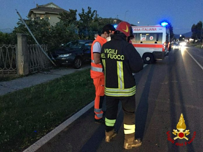 Incidente mortale al Villaggio Colombero