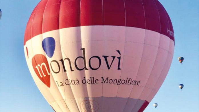 mongolfiere progetto mondovì vola