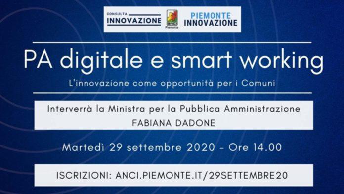 pubblica amministrazione Dadone Anci Piemonte