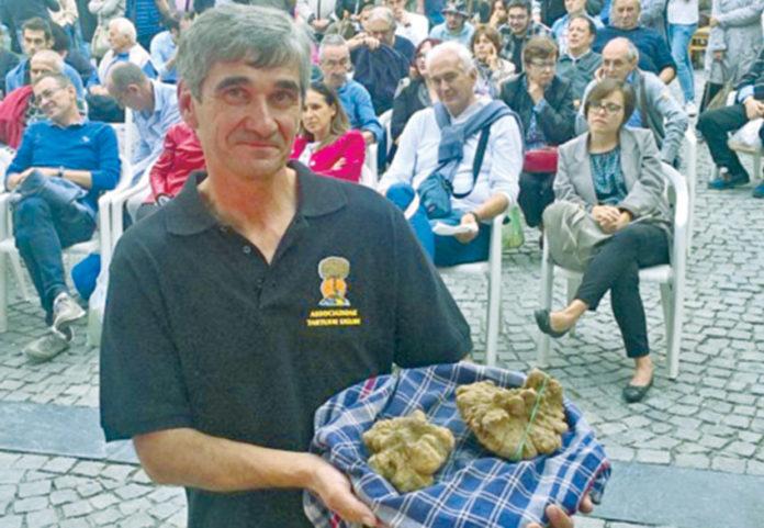 """Millesimo: la """"Festa nazionale del tartufo"""" si farà"""