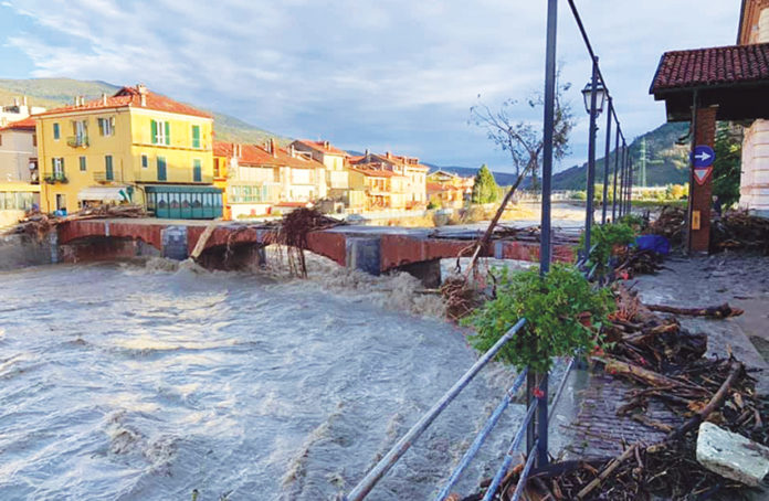 Il ponte di Garessio sarà abbattuto