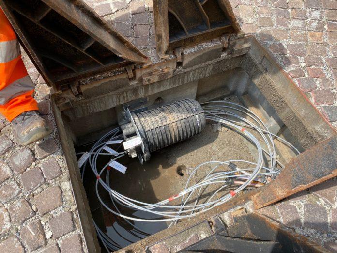 fibra ottica banda larga