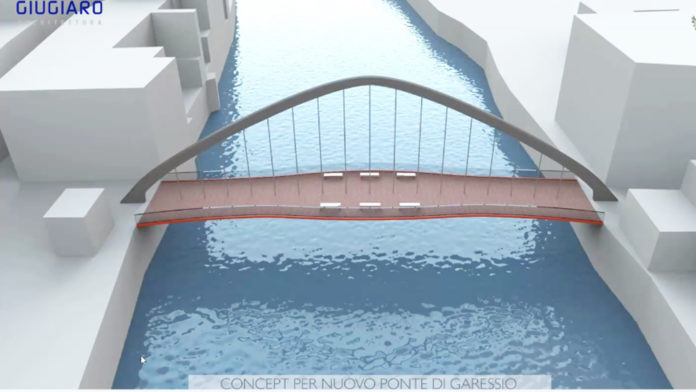nuovo ponte garessio giugiaro