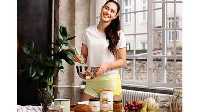 Prodotti alimentari FoodSpring convenienza