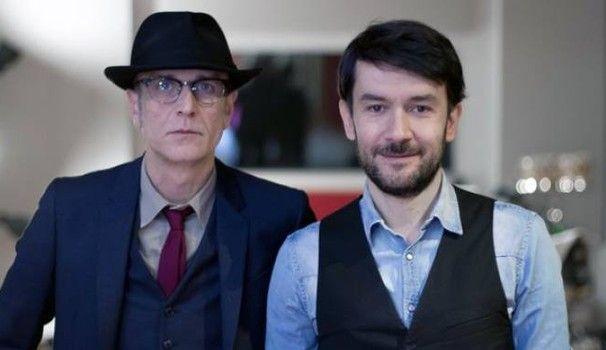 <p>Emidio Clementi e Corrado Nuccini sono al secondo progetto insieme dopo Notturno Americano</p> <p>